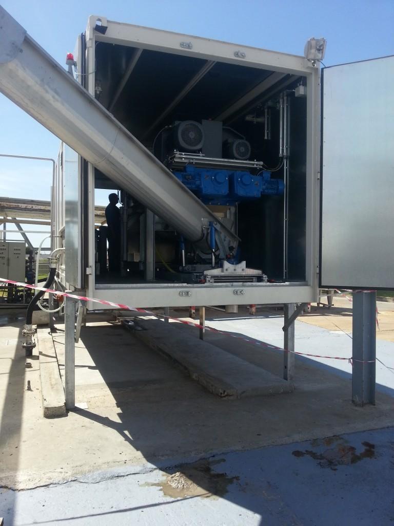 photo Installation de centrifugeuses